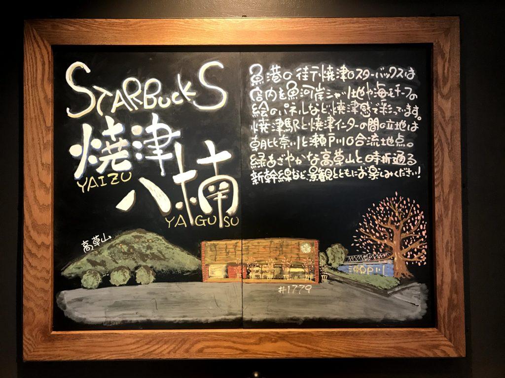 スターバックスコーヒー焼津八楠店|オファリングボード2020年春