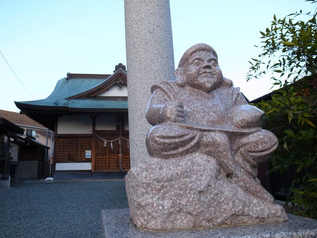 西宮神社|蛭子命