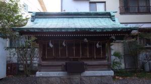 青木神社 摂社