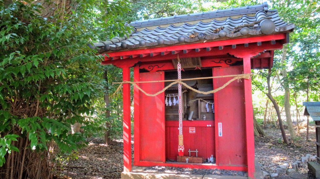 栄田神社|摂末社